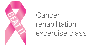 Cancer rehabilitation excercise class